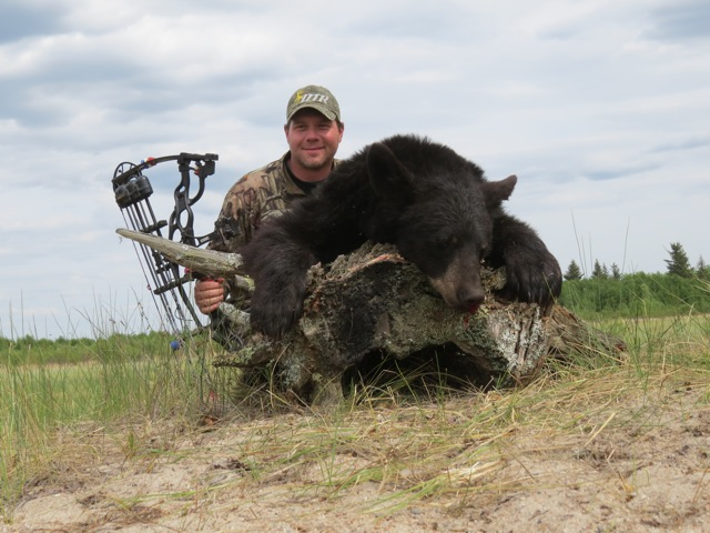 Jimmy and his 2015 Black bear