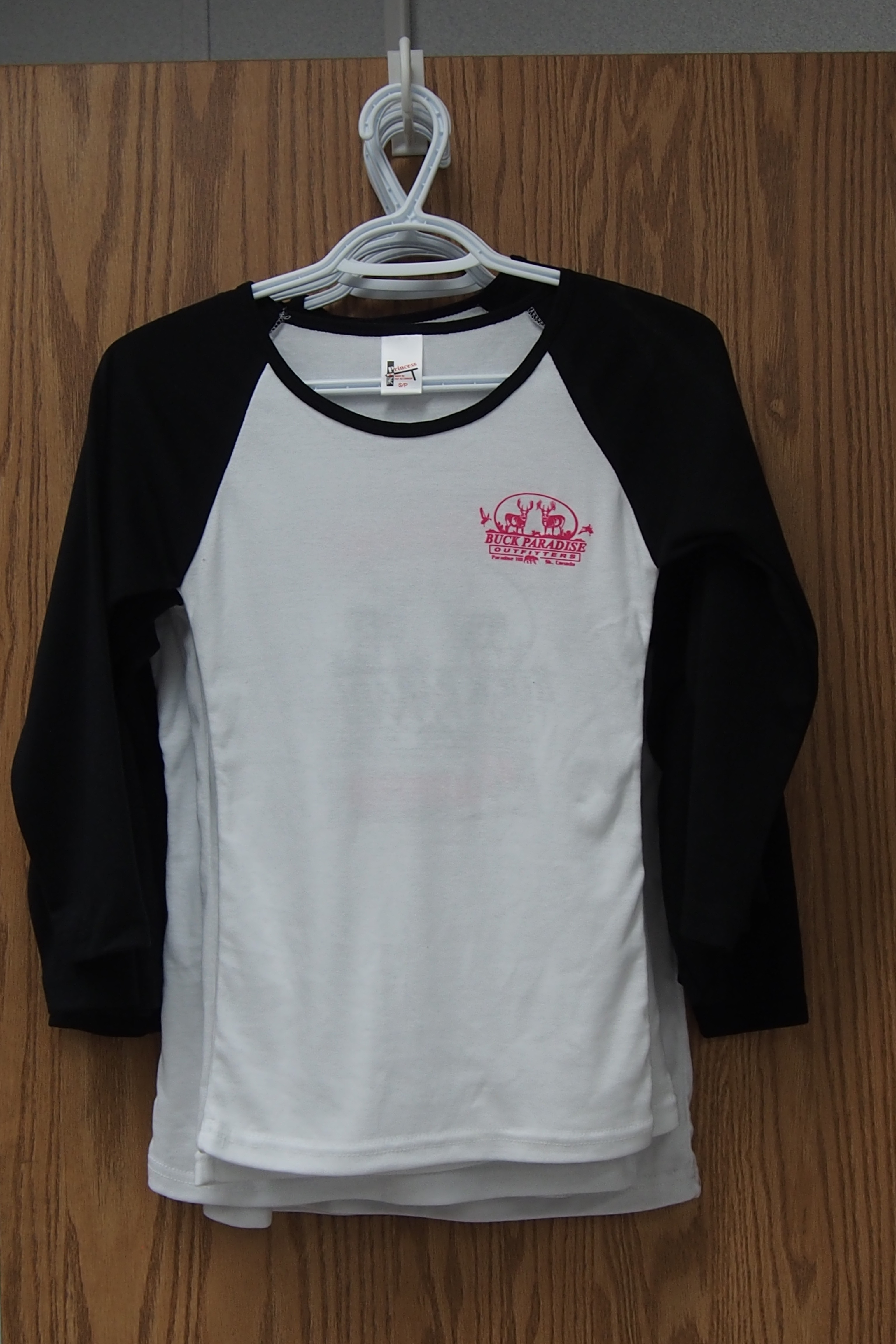 Ladies Raglan T-Shirts