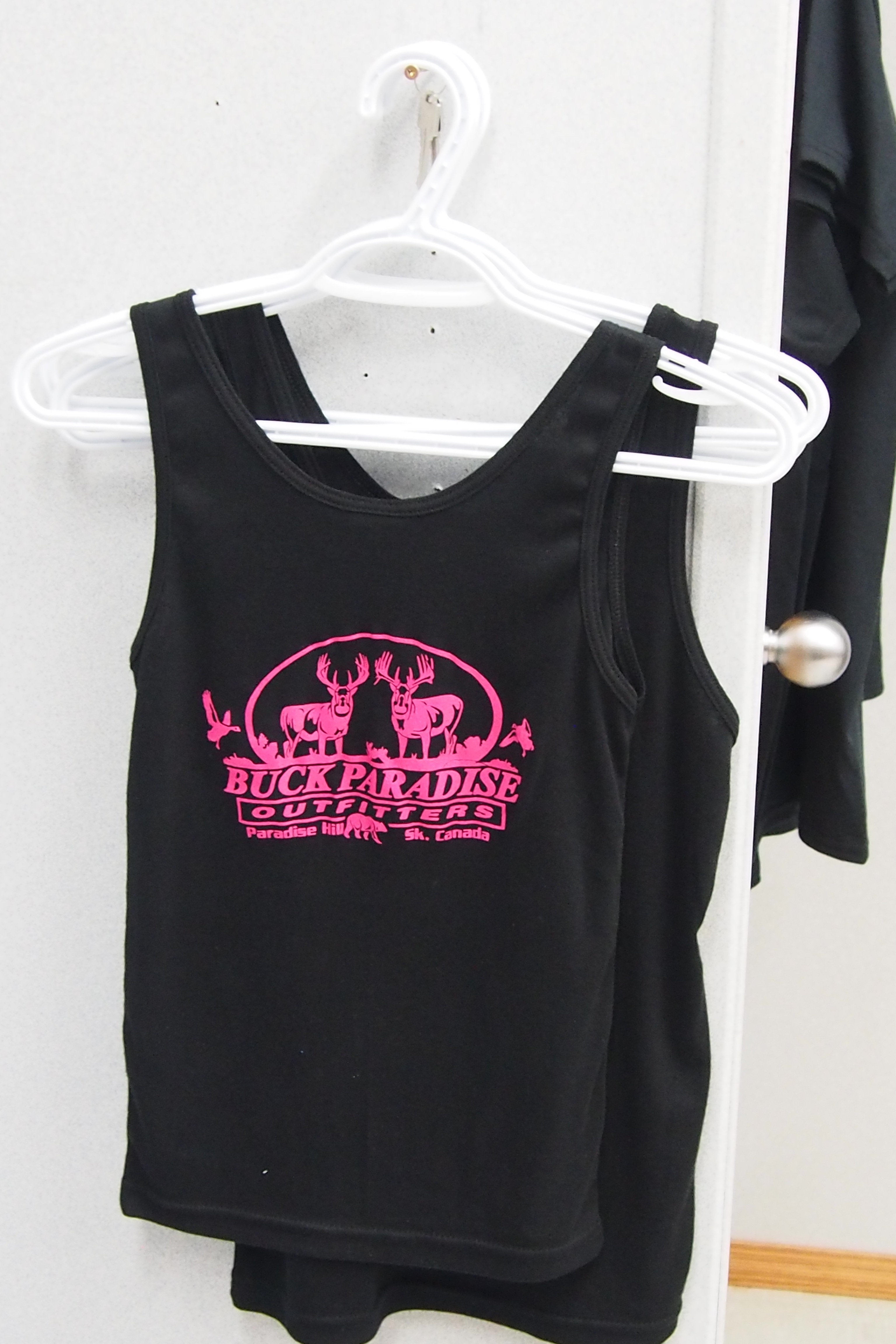 Ladies Tank Top (Back)