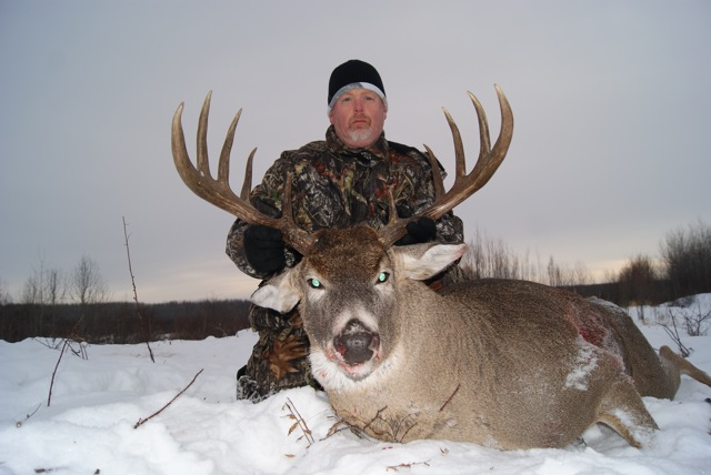 Randy Girard Buck 2012